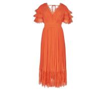 Minikleid Orange