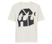 Burning House Tee-shirt - JWA x David Wojnarowicz