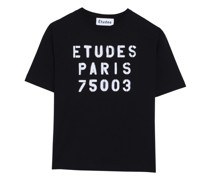 Oversize-T-Shirt Museum Stencil