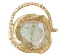 Ring Gaia Labradorite