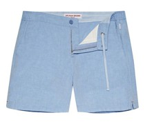 Halblange Shorts Standard Chambray