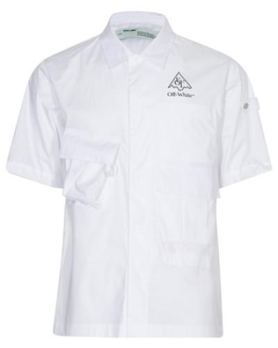 Bedrucktes Hemd