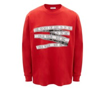 Oscar Wilde Capsule: Langärmeliges T-Shirt