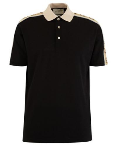 Poloshirt aus Baumwolle GG