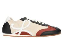 Ledersneakers Ballet Runner