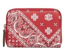 Mini-Brieftasche mit Reißverschluss