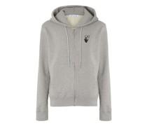 Sweatshirt mit Reißverschluss Degrade Arrow