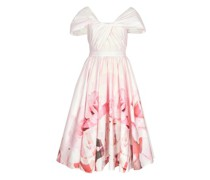 Kleid Rose Check
