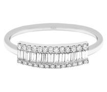 Ring – funkelnd mit Diamanten
