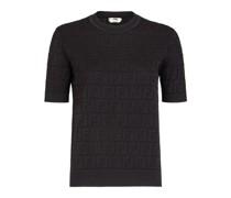 Pullover Aus Viskose Und Baumwolle