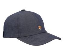 Besticktes Cap Fox Head