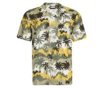 Hemd Palm Trees