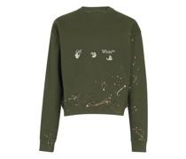 Sweatshirt Vintage Paint