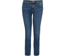 Jeans The Caballo Stiletto mit Nieten