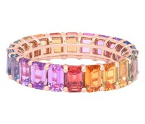 Ring – Rainbow mit Saphiren