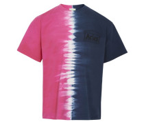 T-Shirt Tie and Dye Half and Half