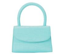 Minitasche Aqua Blue