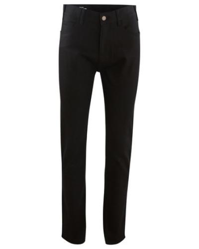 Halbhohe Skinny Jeans aus Stretchdenim