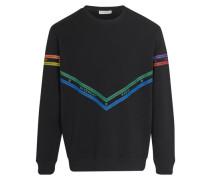 Sweatshirt mit 4G-Logokette