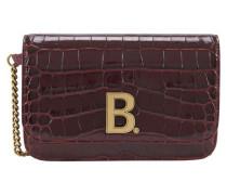 Brieftasche B mit Tragekette