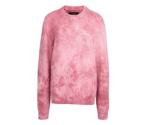 Marmorierter Pullover Tie and Dye