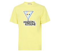 T-Shirt Rainbow Triangle Fox