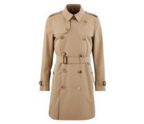 Mittellanger Heritage-Trenchcoat in Kensington-Passform
