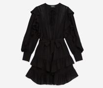 Kurzes Kleid Langarm