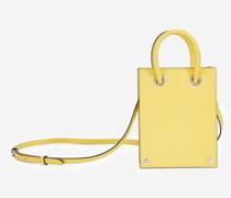 Kleine Handtasche Leder