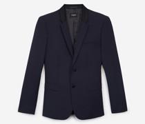 elegante Jacke mit Schalkragen