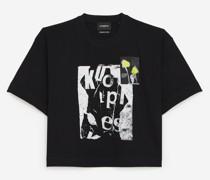 T-Shirt Biobaumwolle Motiv