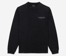 T-Shirt Baumwolle Ärmel lang