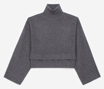 Pullover aus Kaschmir mit Rollkragen