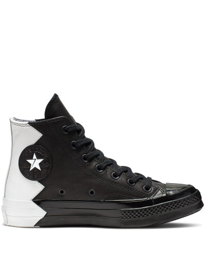 Chuck 70 VLTG High Top Black, White