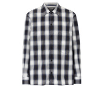 Azzedine West End Madras Shirt