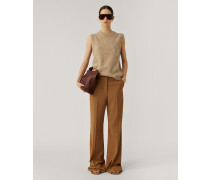 Tambi Light Wool Suiting Trousers