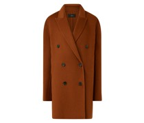 Clavel Double Face Cashmere Coat