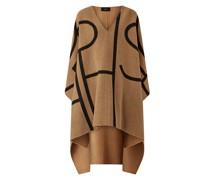 Ciela Logo Wool Coat