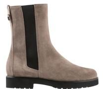 Chelsea Boots, Veloursleder, 14mm,