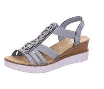 Sandale, Absatz, elegant,