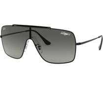 """Sonnenbrille """"0RB3697"""", Kareé,  mm, Filterkategorie 3,"""