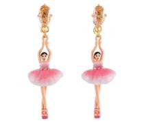 """Ohrstecker """"Ballerina"""" AFDD115T/1, vergoldet"""