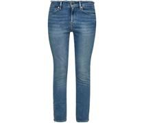 Jeans, Fransendetails,