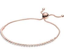 """Armband Sparkling Strand """"580524CZ"""",  ROSE"""