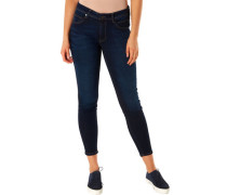 Jeans , Slim-Fitow Rise,
