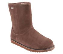 "Boots ""Paterson Classic Lo"", Veloursleder, Schaffell, wasserdicht"