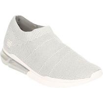 Sneaker, Slip-on, Strukturstoff,