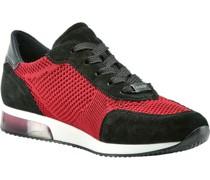 Sneaker, Textil, Plateau,
