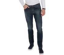 "Jeans ""Henry 6516"", High Stretch, 5 Pocket, Baumwoll-Mix, Stretchkomfort,"