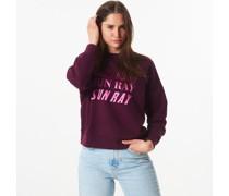 Sweatshirt, Rundhalsausschnitt, Print,